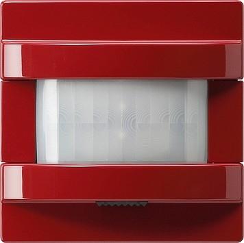 GIRA Autom.aufsatz Komfort rot S-Color 066143