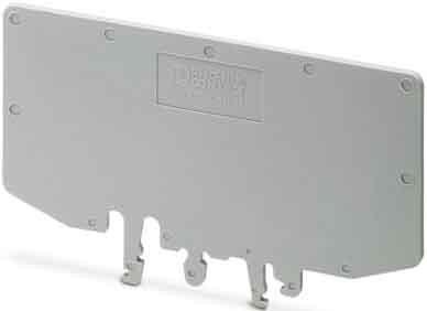 Phoenix Contact Trennplatte Abteilungs-, 2mmm ATP-URTK/SP