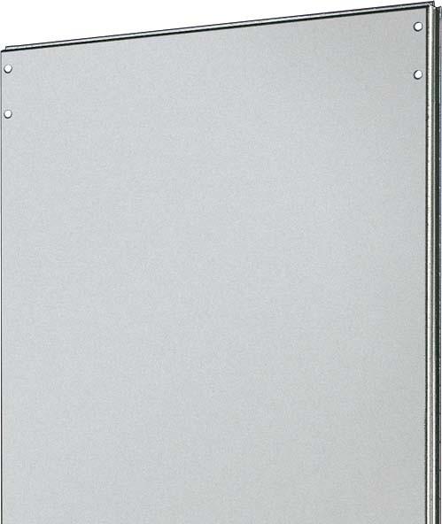 Rittal Trennwand verzinkt 2000x400mm TS 8609.040