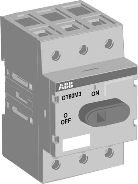 ABB Lasttrennschalter 40A,3p. OT40M3 | mg-elektro24