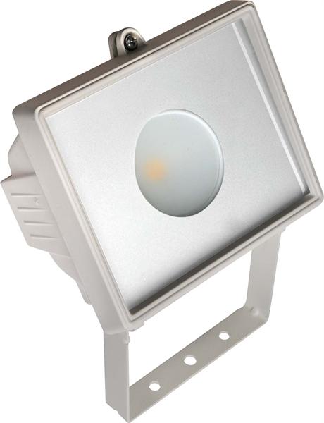 Megaman Flächenstrahler weiß inkl. LED MM59024 MT 69104