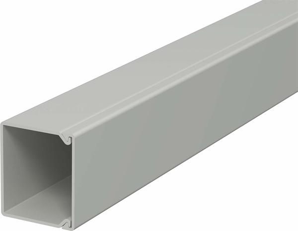 OBO Bettermann Wand- & Deckenkanal mit Oberteil 30x30mm PVC WDK30030GR