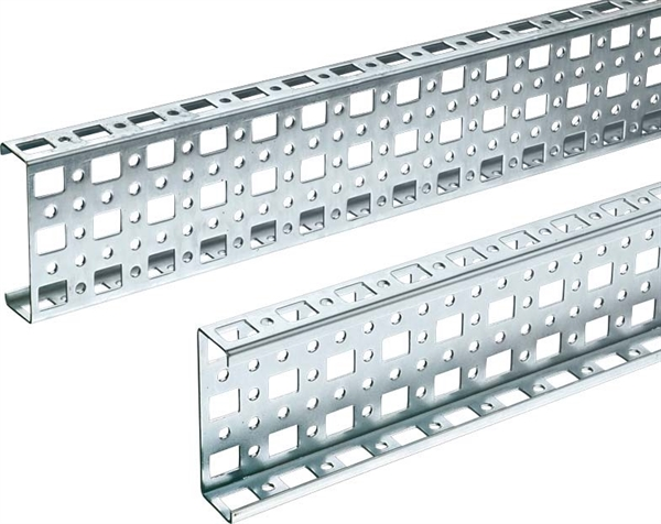 Rittal Montage-Chassis 600mm 23x73mm PS 4376.000(VE4)