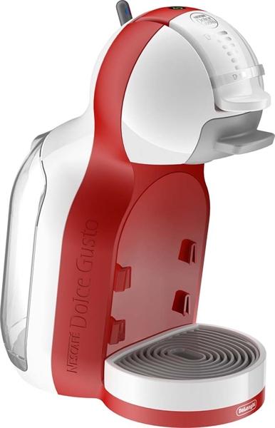 DeLonghi Espressomaschine Mini Me EDG 305.WR weiß-rot